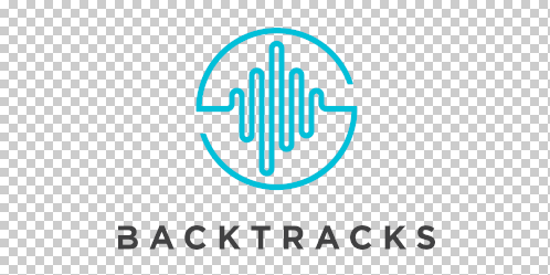 Backtracks logo for light background